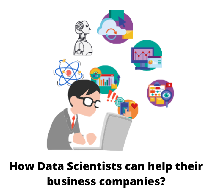 How Data Scientists can help their business companies?